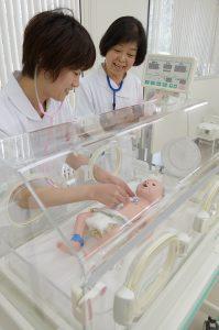 新生児の観察