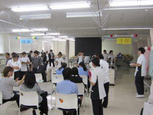 学生も参加しています